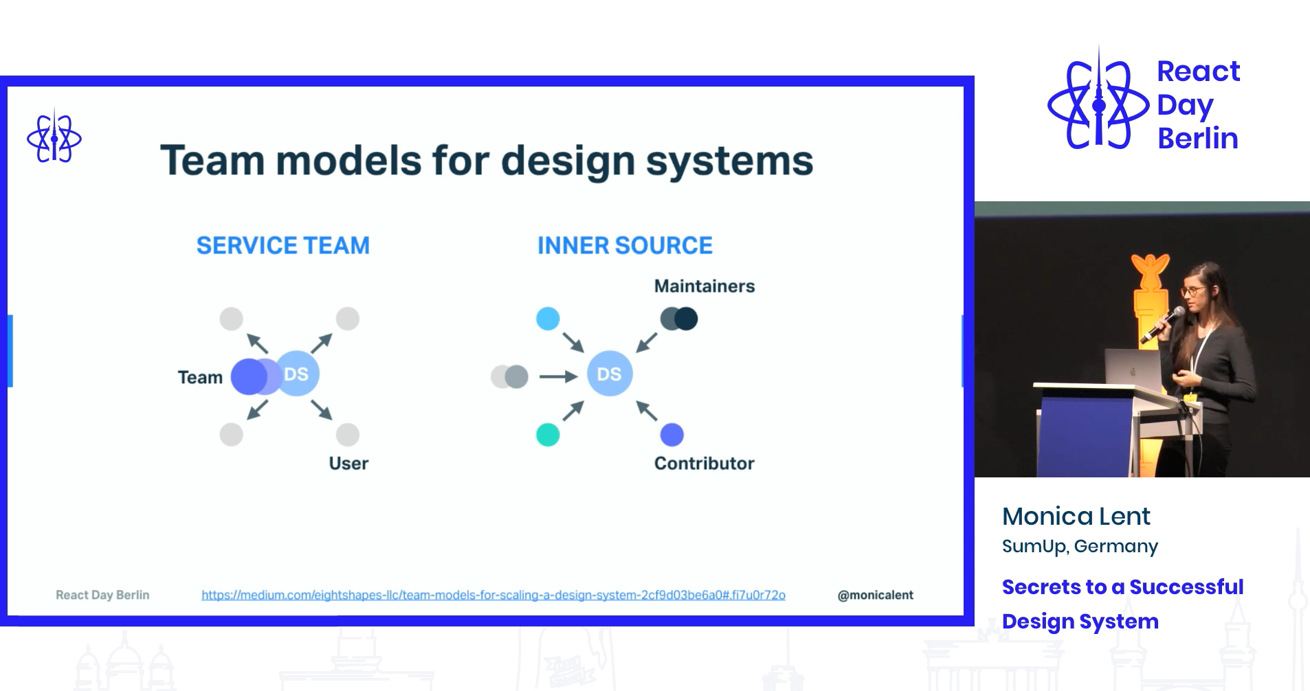 Design Systems: Team Model