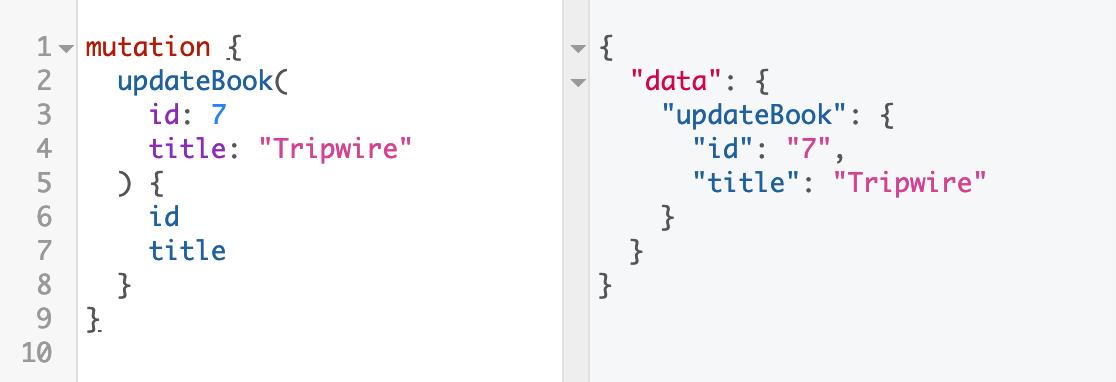 GraphQL Mutations In Ruby On Rails