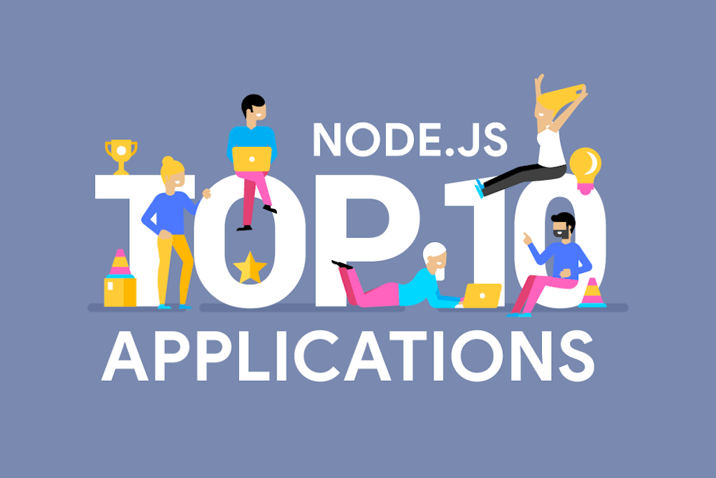 10 Successful Companies Using Node.js