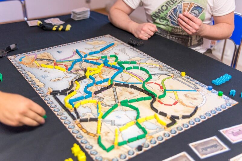 The Board Games Thursday