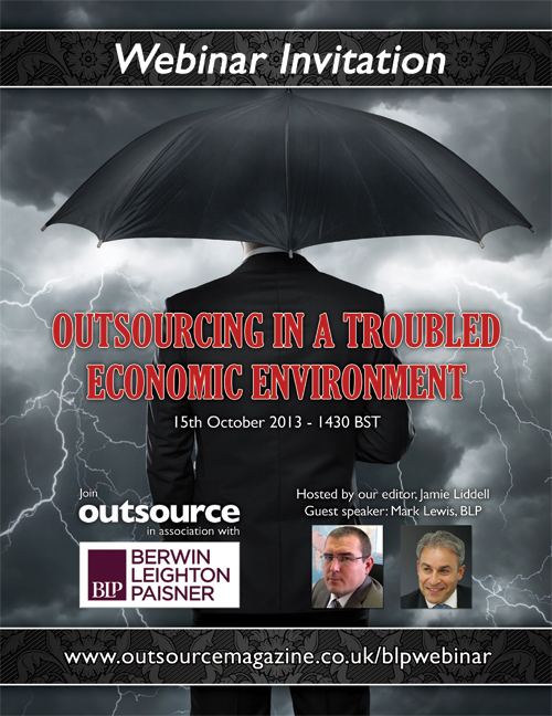 Webinar Outsourcing In A Troubled Economic Environment
